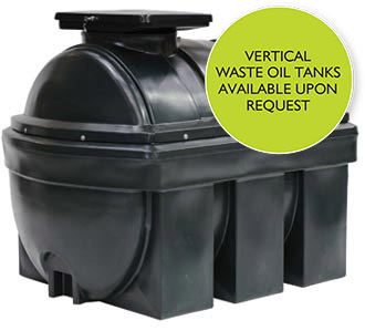 Vertical Waste Oil Tanks Request